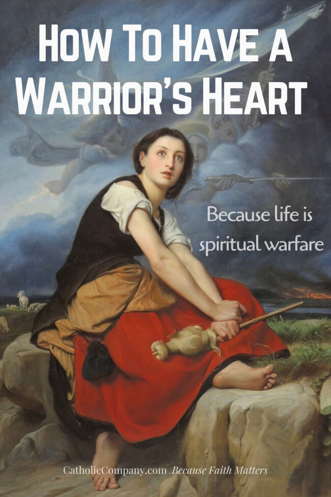 It's time to be a spiritual warrior. Learn how or gain new inspiration.